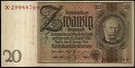 20 Marka 1929