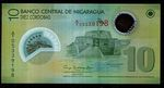 Nicaragua   10 Cordobas