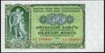 50 Koruna 1953