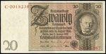 20 Marka 1929 1945  ser C