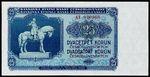 25 Koruna 1953