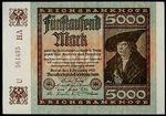 5000 Marka 1922