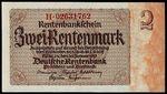 2 Rentenmarka 1937