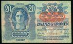 20 Koruna 1913