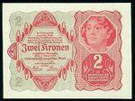 2 Koruna 1922