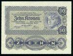 10 Koruna 1922