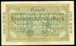 100 000 Marek 21 07 1923
