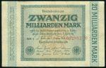 20 Miliard Marek 1923