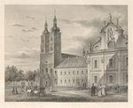 Kirche des Stiftes Tepl
