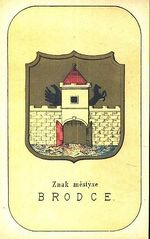 Znak mestyse Brodce