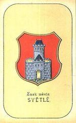Znak mesta Svetle