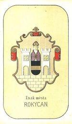 Znak mesta Rokycan