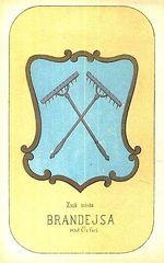 Znak mesta Brandejsa nad Orlici