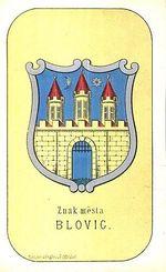 Znak mesta Blovic