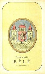 Znak mesta Bele Weiswasser