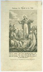 Jezis posila apostoly do sveta