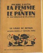 La Femme et le Pantin  Roman espagnol