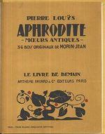 Aphrodite  Mceurs antiques