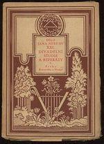 Divadelni studie a referaty I   IV   Dilo Jana Nerudy XXIII