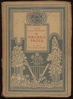 Drobna prosa  Dilo Jana Nerudy III