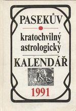 Pasekuv kratochvilny astrologicky kalendar 1991