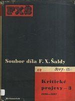 Soubor dila FX Saldy  Kriticke projevy 3  18961897