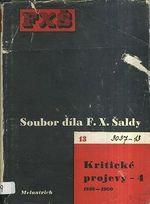 Soubor dila FX Saldy  Kriticke projevy 4  18981900