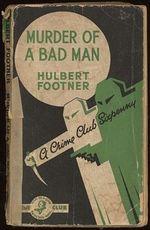 Murder of bad man