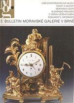 53  Bulletin moravske galerie v Brne
