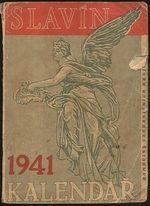 Slavin  kalendar Domoviny zahranicnich krajanu 1941
