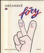 Obcanske fory Prazsky podzim 1989