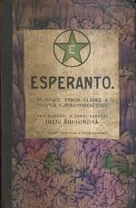 Esperanto  mluvnice  vybor clanku a slovnik esperantsko cesky