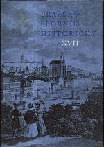 Prazsky sbornik historicky XVII