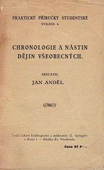 Chronologie a nastin dejin vseobecnych