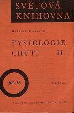 Fysiologie chuti II dil