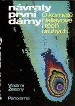 Navraty prvni damy  o komete Halleyove i tech druhych