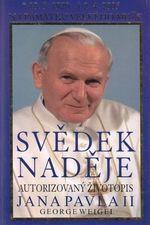 Svedek nadeje  Zivotopis papeze Jana Pavla II