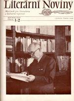 Literarni noviny