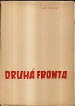 Druha fronta  Zapisky sovetskeho valecneho dopisovatele