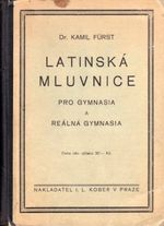 Latinska mluvnice