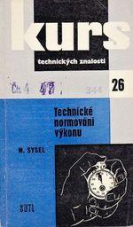 Technicke normove vykony Kurz technickych znalosti 26