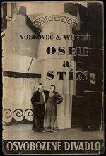 Program  Revue Osvobozeneho Divadlo  Osel a stin