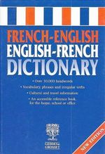 FrenchEnglish  EnglishFrench dictioany