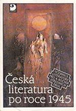 Ceska literatura po roce 1945