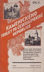 Kamenickeho toulky po ceskoslovenske republice II
