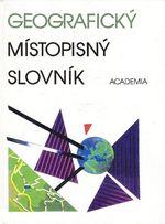 Geograficky mistopisny slovnik