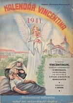 Kalendar Vincentina 1941  povidkar  besednik a zpravodaj