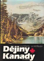 Dejiny Kanady