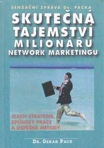 Skutecna tajemstvi milionaru network marketingu