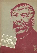 Zpava o nemocech J V Stalina